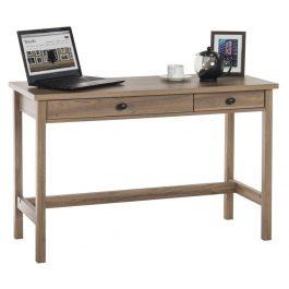 Teknik Study Desk Salt Oak