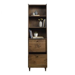 Teknik Hampstead Park Narrow Bookcase