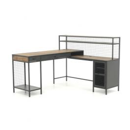 Teknik Boulevard L Shaped Desk