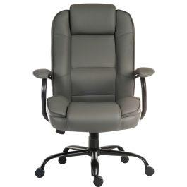 Teknik Goliath Duo Heavy Duty Executive Chair Grey
