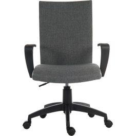 Teknik Work Chair Grey Fabric