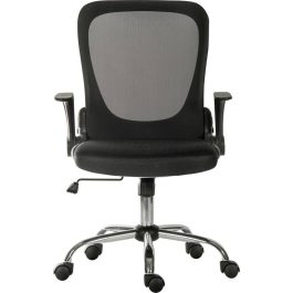 Teknik Flip Mesh Executive Chair Black