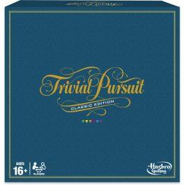 Hasbro Adult Games Trivial Pursuit Classic