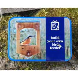 Gift In A Tin Build Your Own Bird Feeder