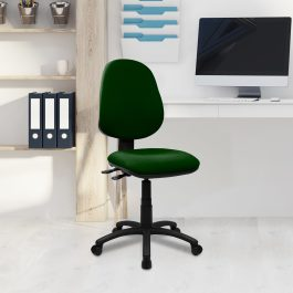 The Lisbon 200 Chair Green