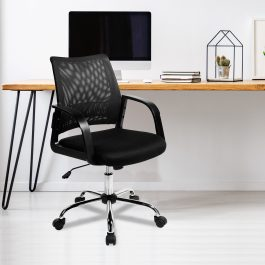 The Barcelona Chair Black