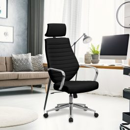 The Venice Chair Black