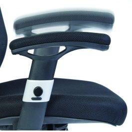 Teknik Cobham Mesh Chair Black