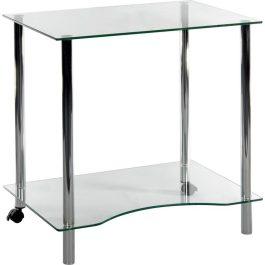 Teknik Glass Workstation Crystal