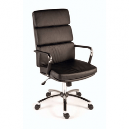 Teknik Deco Executive Chair Black