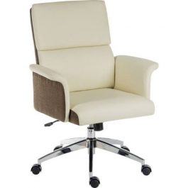 Teknik Elegance Medium Back Chair Cream