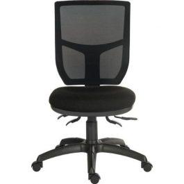 Teknik Ergo Comfort Mesh Chair Black