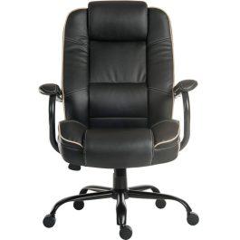 Teknik Goliath Duo Heavy Duty Executive Chair Black