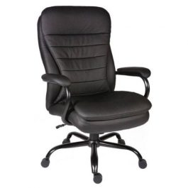 Teknik Goliath Heavy Duty Executive Chair Black