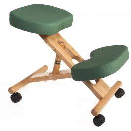 Teknik Kneeling Chair Wood Green