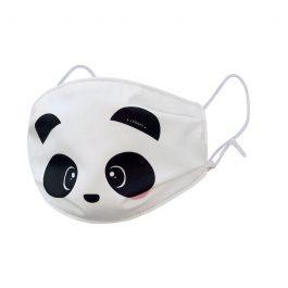 Legami Reusable Cloth Face Mask for Children Panda Design