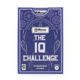 Mensa Card Game – The IQ Challenge