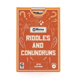 Mensa Card Game – Riddles and Conundrums