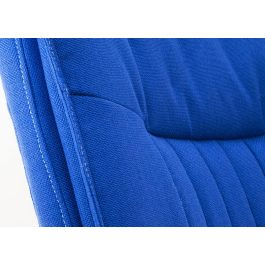 Teknik Milan Executive Chair Fabric Blue