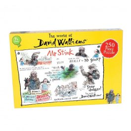 David Walliams Mr Stink Jigsaw Puzzle 250 Piece Puzzle