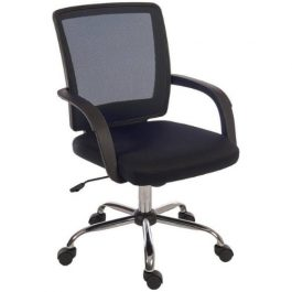 Teknik Star Mesh Chair Black