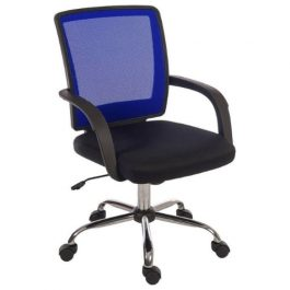 Teknik Star Mesh Chair Blue