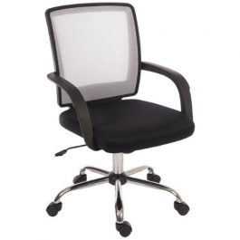 Teknik Star Mesh Chair White