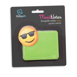 Thinking Gifts Sticky Notes Cool Mood