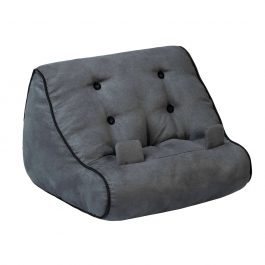 Thinking Gifts Book Couch Grey