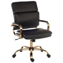 Teknik Vintage Executive Chair Black