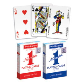 Waddingtons Original Playing Cards