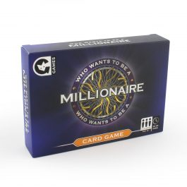 TV Card Game – Who Wants To Be A Millionaire