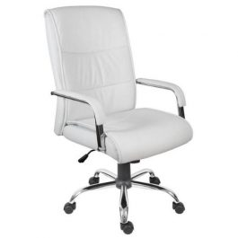 Teknik Kendal Luxury Executive Chair White