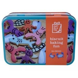 Gift In A Tin Biscuit Baking Fun