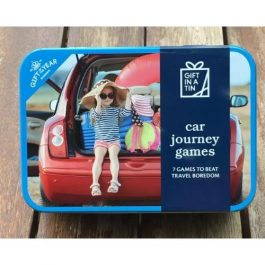 Gift In A Tin Car Journey Games