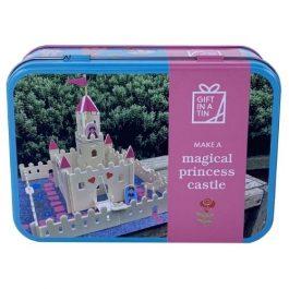 Gift In A Tin Make A Magical Princess Castle