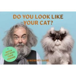 Do You Look Like Your Cat Card Game