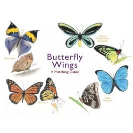 Butterfly Wings: A Memory Game