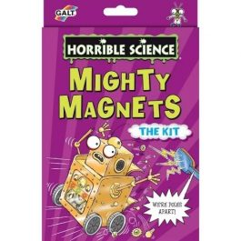 Galt Horrible Science Mighty Magnets