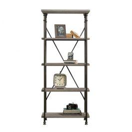 Teknik Canal Heights 4 Shelf Bookcase
