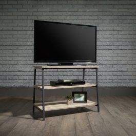 Teknik Industrial Style TV / Trestle Shelf