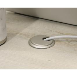 Teknik Executive Trestle Desk Chalked Chestnut