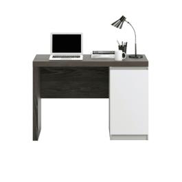 Teknik Hudson Chunky Desk Charcoal Ash / Pearl Oak