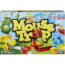 Hasbro Childrens Games Classic Mousetrap