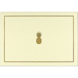 Peter Pauper Press Note Cards Pineapple