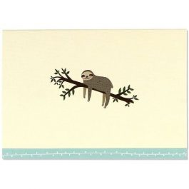Peter Pauper Press Note Cards Sloth