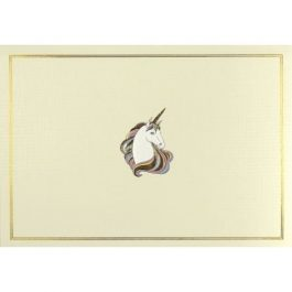 Peter Pauper Press Note Cards Unicorn