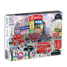 London By Michael Storrings 1000 Piece Puzzle