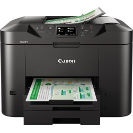 Canon Maxify MB2750 All-in-One Colour Printer, Scanner, Copier & Fax