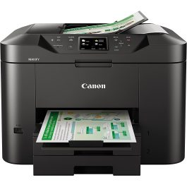 Canon Maxify MB2755 All-in-One Colour Printer, Scanner, Copier & Fax